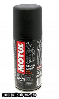 Motul C3 Chain Lube Off-Road !!! MINI !!! láncspray 100ml