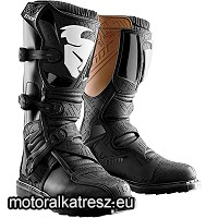 Thor BLITZ ATV Outsole fekete enduro/ATV csizma 48-as (13)