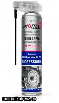 XADO Mottec Chain Grease Rally off-road lánckenő spray 200ml