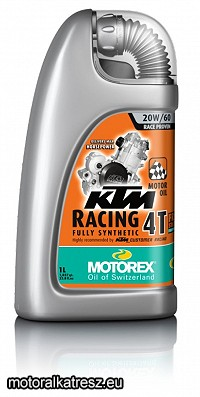 Motorex KTM Racing 4T 20W60 1l motorolaj MA (full-synth)