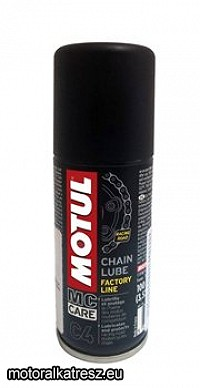 Motul C4 Chain Lube Factory Line !!! MINI !!! láncspray 100ml