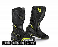 Seventy Degrees SD-BR1 Racing motoros csizma fekete-UV 42