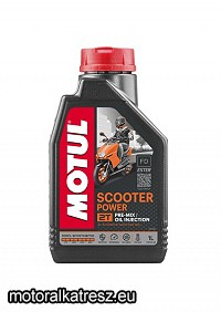 Motul Scooter Power 2T 1l olaj