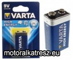Varta High Energy 9V elem 1db