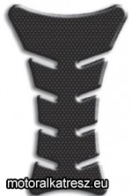 New Label Tankpad Carbon 1-es forma