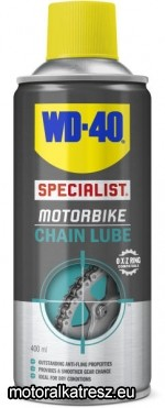 WD-40 Motorbike Chain Lube láncspray 400ml