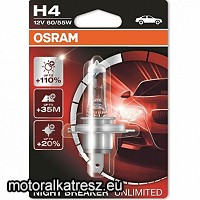 Osram Night Breaker Unlimited fényszóró izzó 1db H4 60/55W