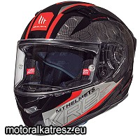 MT KRE Snake Carbon 2.0 A5 Gloss Red sisak S 12305390514