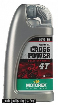 Motorex Cross Power 4T 10W50 1l motorolaj
