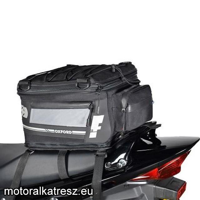 f50a9ae1c50b Oxford Utasülés táska (nyeregtáska/csomagtartó táska) 18l OL447 F1 T18 -  Motoralkatrész webáruház